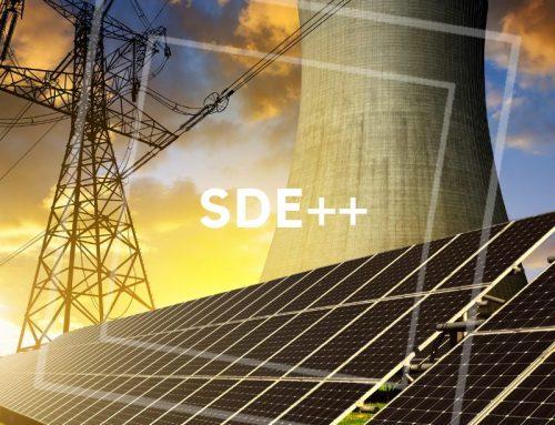 Officiële regelgeving nieuwe SDE++